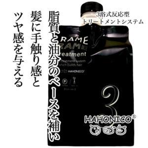 ハホニコ ザ ラメラメ トリートメント no3
